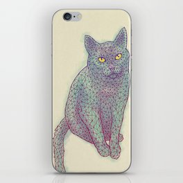 Polycat iPhone Skin