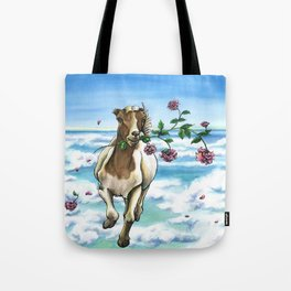 On the Loose Tote Bag