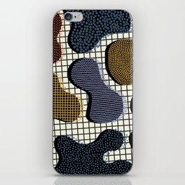 Colorful Notebook III iPhone Skin