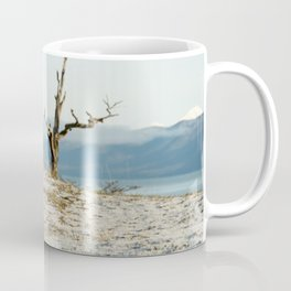 Fox in the snow wildlife Coffee Mug