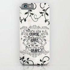Beautiful Creatures - Grave - White iPhone 6s Slim Case