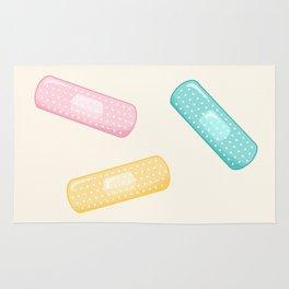 Pastel Plasters Rug