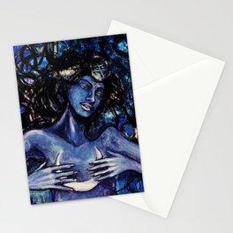 Nuit The Star Goddess Stationery Cards