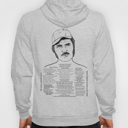 Jaws Captain Quint Ink'd Series Hoody