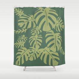 Garden fantasy Shower Curtain