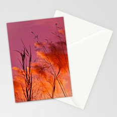 Sundown Silhouettes Stationery Cards