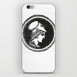 Athena Minerva iPhone Skin