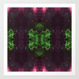 Holidaze 1 Art Print