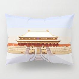 Forbidden City, Beijing, China Pillow Sham