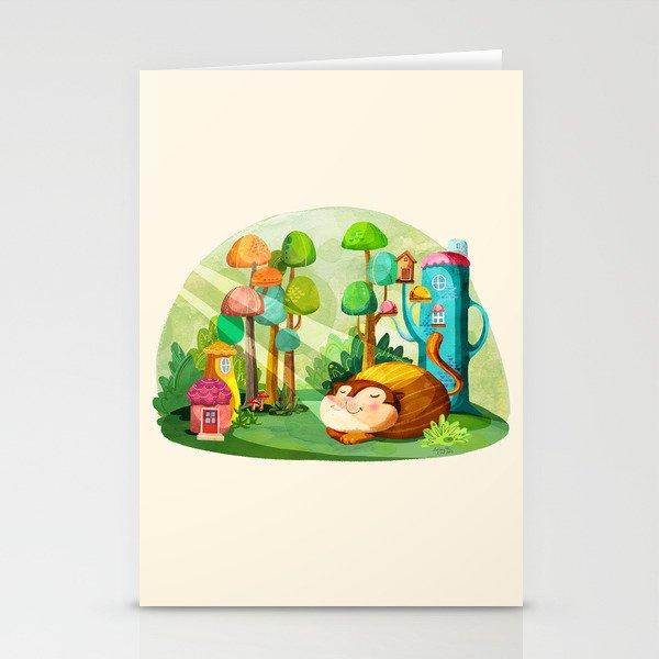 Naptime Stationery Cards
