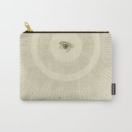 All Seeing Eye Carry-All Pouch
