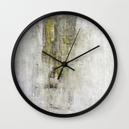"""1201 abstract two angels"" Wall Clock"