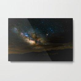 Galactic Core  Metal Print