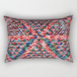 Colores Loco Rectangular Pillow