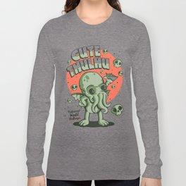 Cutethulhu! Long Sleeve T-shirt