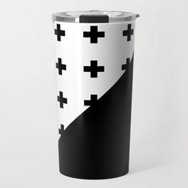 Memphis pattern 76 Travel Mug