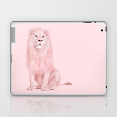ALBINO LION Laptop & iPad Skin