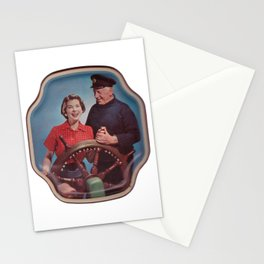 Creepy Captain Stationery Cards