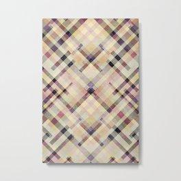 Patternwork XXVII Metal Print