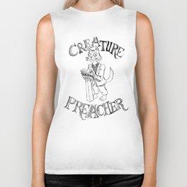 Creature Preacher Biker Tank