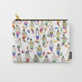 mermaid army IV Carry-All Pouch