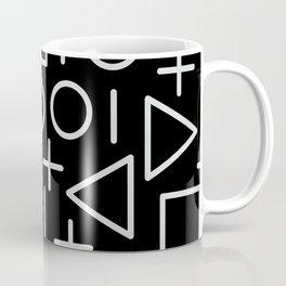 Memphis pattern 67 Coffee Mug