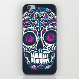 Calavera IV iPhone Skin