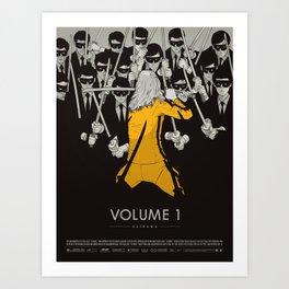 FILM Nº002 Art Print