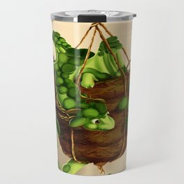 Succulent dragon Travel Mug