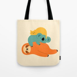 Being Lazy Tote Bag