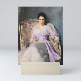 """John Singer Sargent """"Lady Agnew"""" Mini Art Print"""