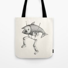 'Evolution I' Tote Bag