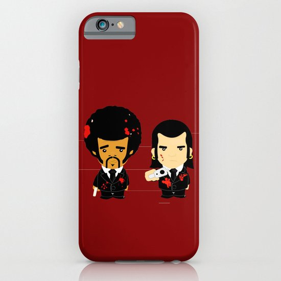 pulp fiction iPhone & iPod Case