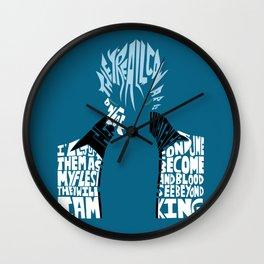 grimmjow Wall Clock