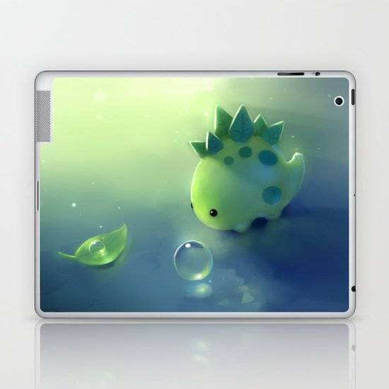 mini dino Laptop & iPad Skin