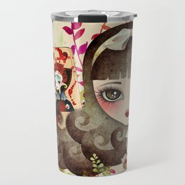 Hidden Garden Travel Mug