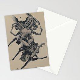 Unwind/Rewind Stationery Cards