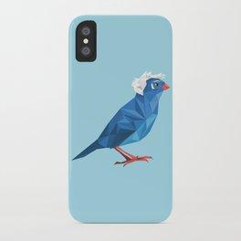 Birdie Sanders iPhone Case