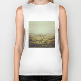 Over the Hills and Far Away Biker Tank