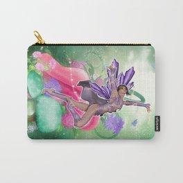 Joyful Fairy .. fantasy Carry-All Pouch