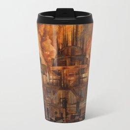 Saviour of Gallifrey Metal Travel Mug