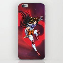 Caballero de Marte iPhone Skin