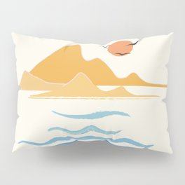 Minimalistic Summer III Pillow Sham