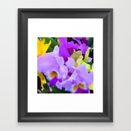 Tropical Framed Art Print
