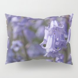 The Bluebell Patch Pillow Sham