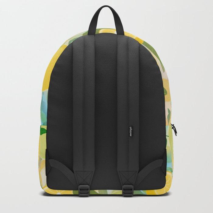 Lemon Song Backpack