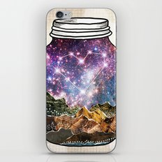 Love Can Move Mountains iPhone & iPod Skin