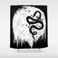 Midnight Wish Shower Curtain