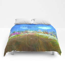 IMPRESSIONISTa Water Lilies Comforters
