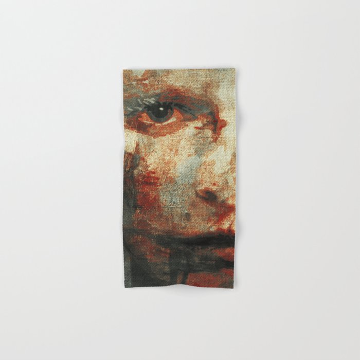 The Human Race 3 Hand & Bath Towel